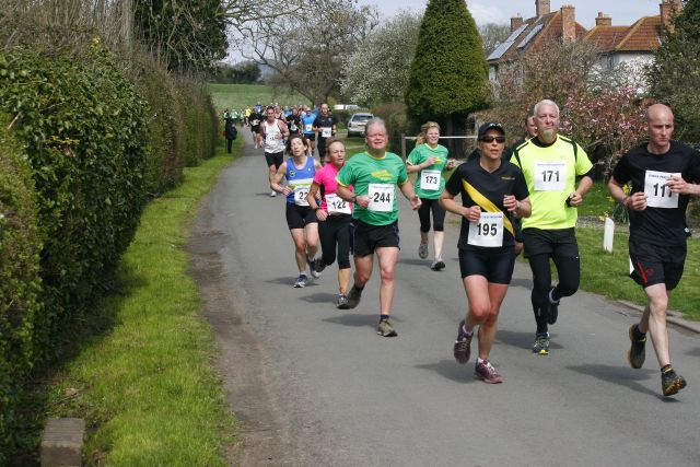 Date set for the 2015 Pendock Spring Chicken Run